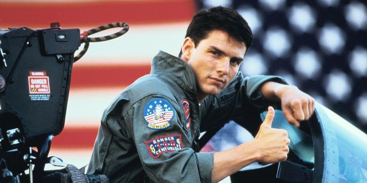 Tom Cruise Starring in Top Gun 2