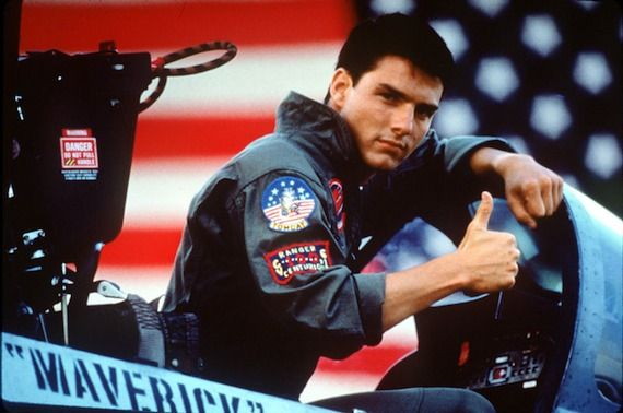 Tom Cruise Top Gun 2 Tony Scott Confirms That Top Gun 2 Is Moving Forward