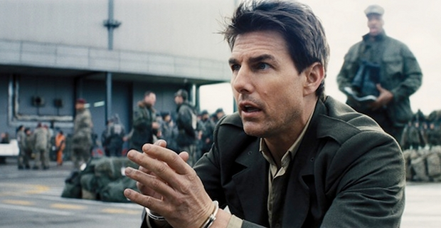 Tom Cruise in Edge of Tomorrow Reviews Edge of Tomorrow Review