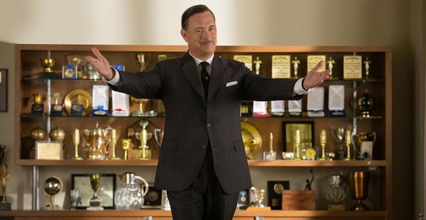 Tom Hanks as Walt Disney in Saving Mr. Banks 2013 20 Great Celebrity Guests for a Muppet Show Reboot