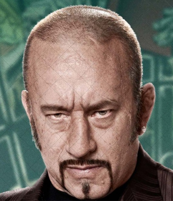 Tom Hanks in Cloud Atlas (21st Century)
