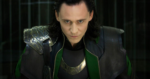 Tom Hiddleston Loki Costume Chest Shoulder Tom Hiddleston Out of The Crow Reboot; Alexander Skarsgård in?