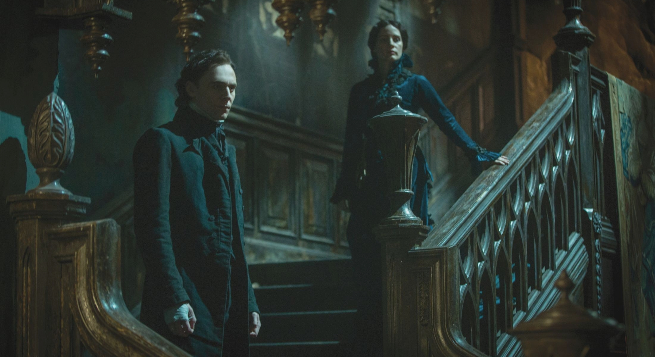 Crimson Peak Crimson Peak Review