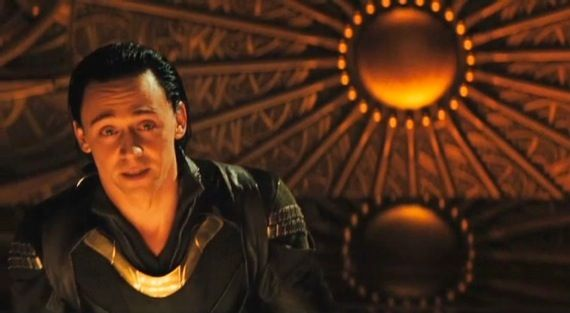 Tom Hiddleston as Loki in Thor Tom Hiddleston Compares Thor To Superman: The Movie