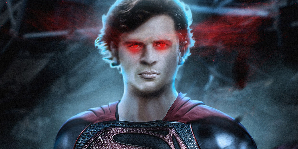 What Tom Welling Could Look Like as Supergirl's Superman