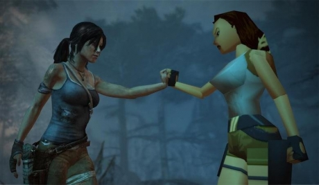 Tomb Raider Evolution SR Geek Picks: Time Travel Movie Flowchart, Star Trek Into Dumbness, Tomb Raider Evolution & More