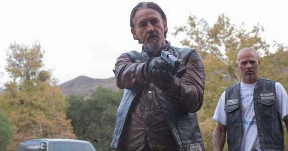 Tommy Flanagan and David Labrava in Sons of Anarchy Season 6 Episode 12 Sons of Anarchy: Understanding How Vengeance Works