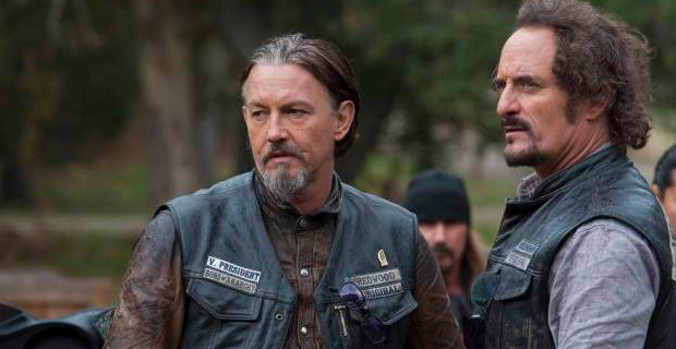 Tommy Flanagan and Kim Coates in Sons of Anarchy Season 6 Episode 12 Sons of Anarchy: Understanding How Vengeance Works