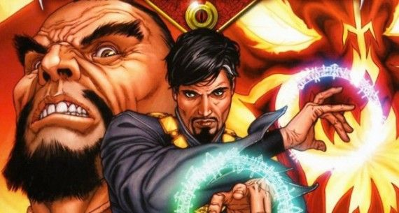 Top 10 Facts About Marvel's Doctor Strange 570x305 Kevin Feige Says 'Doctor Strange Doesn't Require a Movie Star