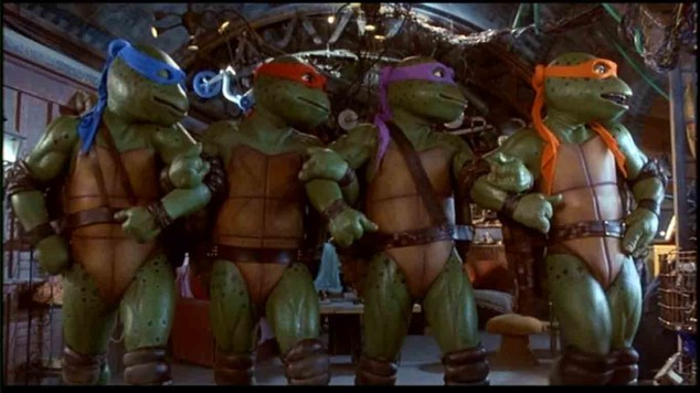 Top 10 Interesting Facts About Teenage Mutant Ninja Turtles Teenage Mutant Ninja Turtles Halloween Costume Reveals New Turtle Design