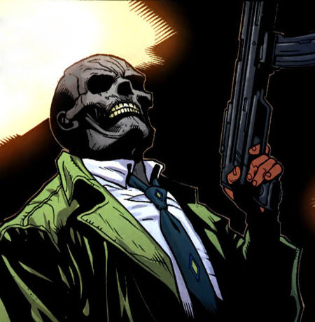 Top 15 Batman Villains - Black Mask