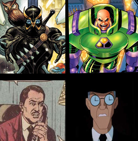 Top 15 Batman Villains - Honorable Mentions