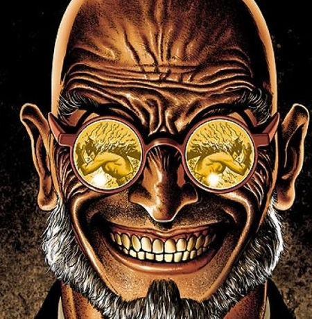 Top 15 Batman Villains - Hugo Strange