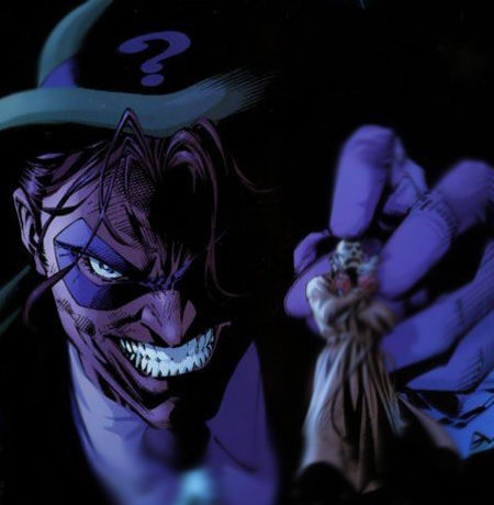 Top 15 Batman Villains - Riddler