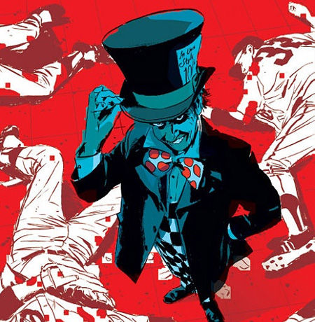 Top 15 Batman Villains - The Mad Hatter