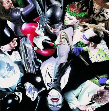Top 15 Batman Villains - Title