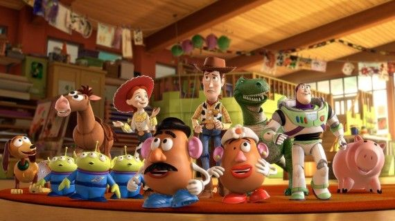 Toy Story 3 image2 570x319 See An Hour of Toy Story 3 For Free... If Youre A Student