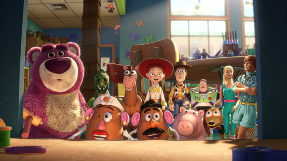 Toy Story 3 movie image 14 First Look At Toy Story Short Hawaiian Vacation