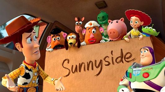 Toy Story 3 New Behind The Scenes Look At Toy Story 3