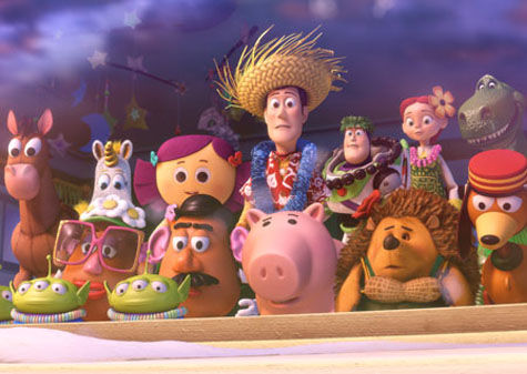 Toy Story short Hawaiian Vacation image1 First Look At Toy Story Short Hawaiian Vacation