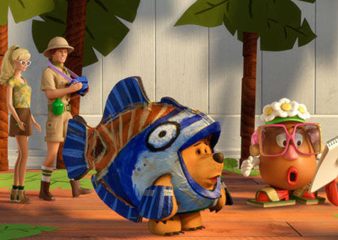 Toy Story short Hawaiian Vacation image2 First Look At Toy Story Short Hawaiian Vacation