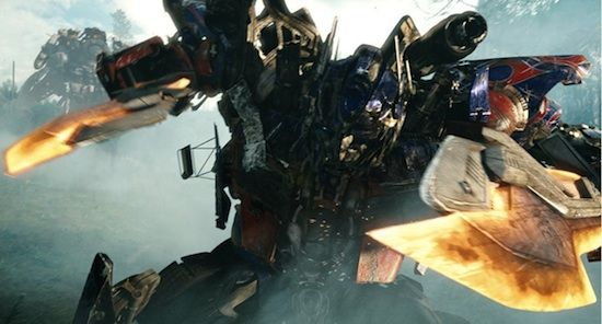 Transformers 3 Optimus Prime Michael Bay: Jury Still Out on Transformers 3 In 3D