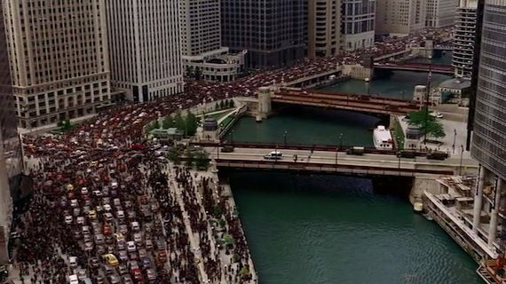 Transformers 3 filming location Chicago Transformers 3 Chicago Production Details Announced