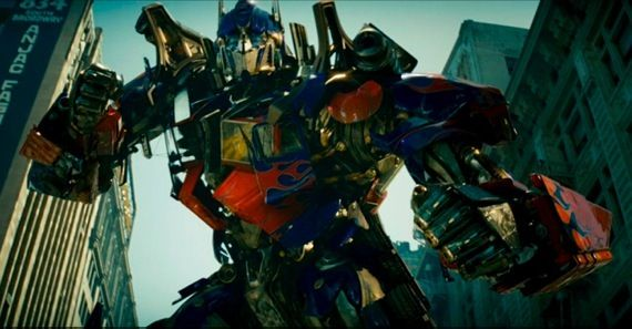 Transformers 32 Michael Bay Talks Transformers: Dark of the Moon Story & 3D