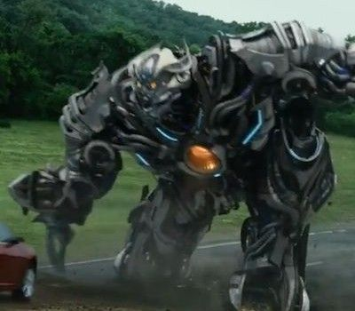 Transformers 4 Drift Bugatti Veyron 400x350 Transformers 4 Trailer Preview & Mark Wahlberg Poster [Updated]
