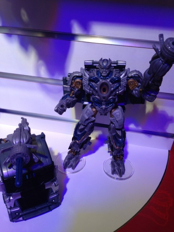 Galvatron in Transformers 4   Toy Fair 2014