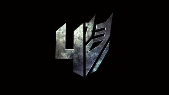 Transformers 4 Logo 570x322 Mark Wahlberg Confirmed For Transformers 4; New Logo Revealed