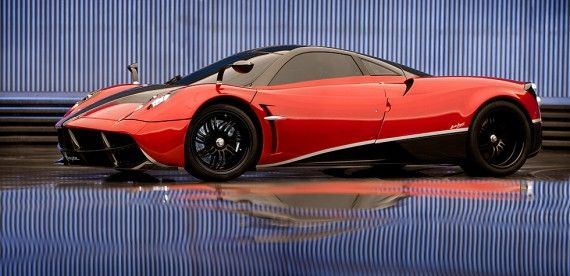 Transformers 4 Pagani 980 570x276 Transformers 4 Updates: Duhamel NOT Returning, New Vehicle Revealed & More