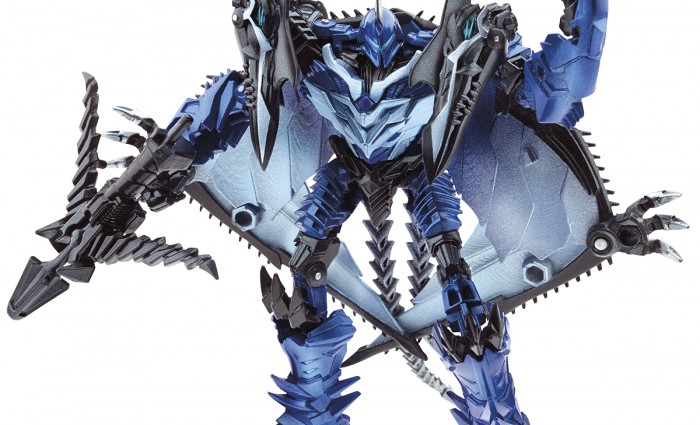Transformers 4 Toy Strafe Robot Form 700x425 Transformers: Age of Extinction Toy Images Reveal New Characters