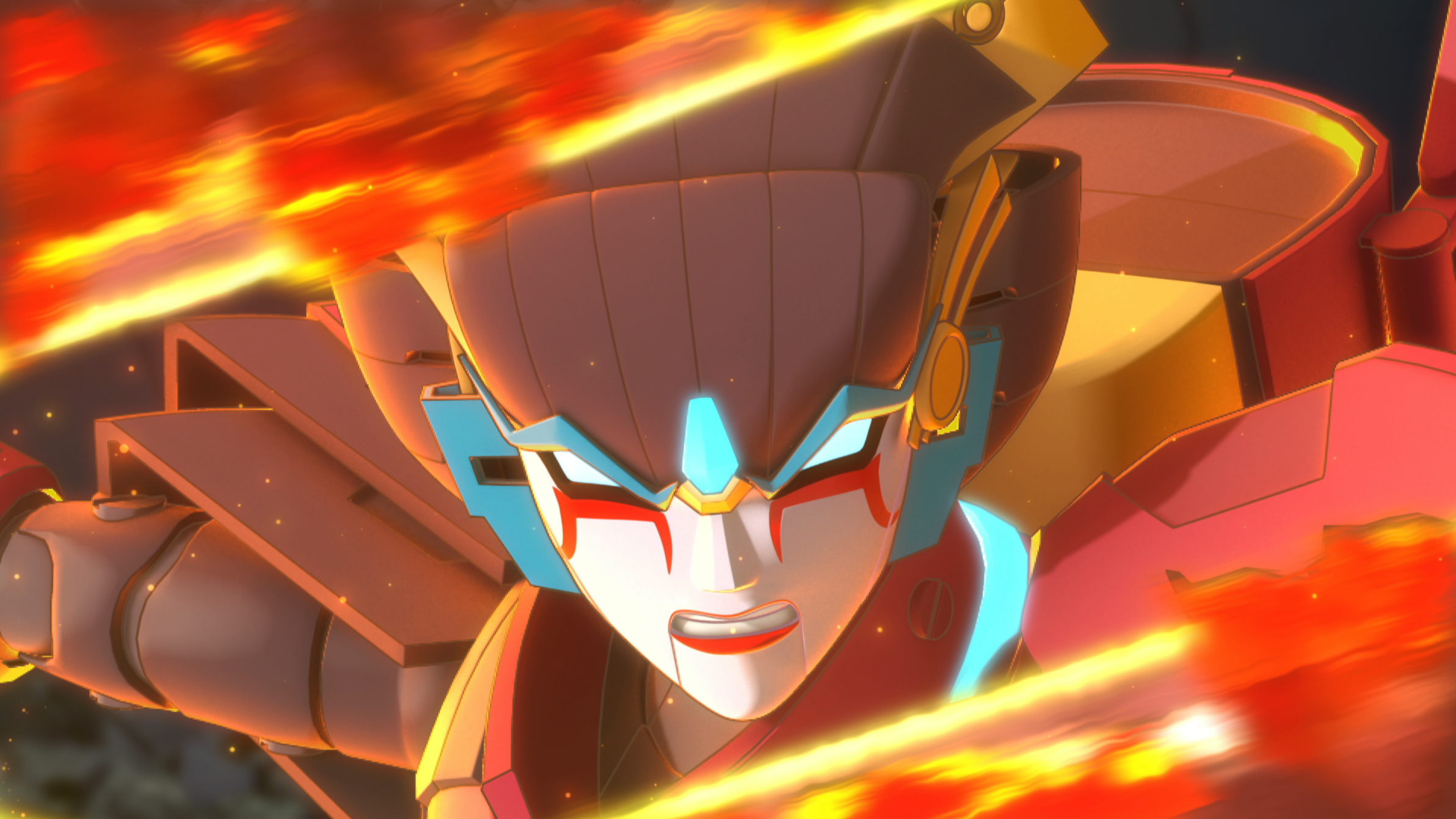 Transformers Combiner Wars Windblade closeup Transformers: Prime Wars Trilogy Announced