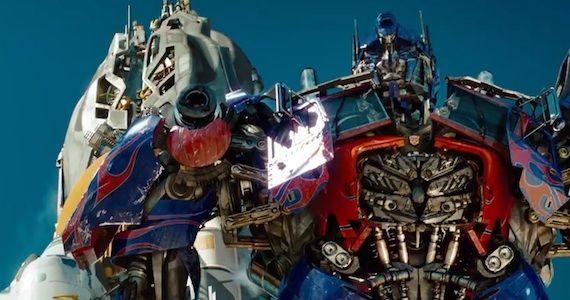 Transformers Dark of the Moon Review Transformers 4: A More Serious Sequel to Dark of the Moon [Updated]