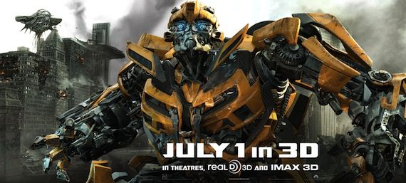 Transformers Dark of the Moon Trailer Details Transformers: Dark of the Moon Trailer 2 Details; Releasing April 28th