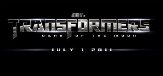 Transformers Dark of the Moon official logo 570x2691 Screen Rants (Massive) 2011 Movie Preview