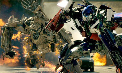 Transformers Street Battle Transformers 3 is Looking for Extras
