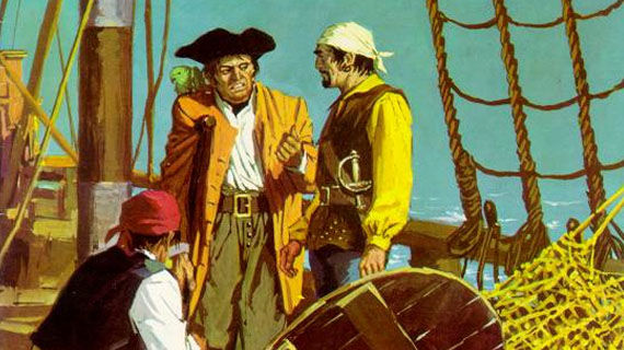 Treasure Island header New Treasure Island Movie In The Works
