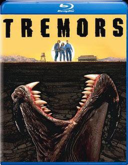 Tremors Blu ray box art DVD/Blu ray Breakdown: November 9, 2010