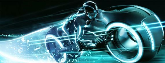 Tron Legacy bike.jpg Bridges, Hedlund And Lisberger Talk Tron Legacy