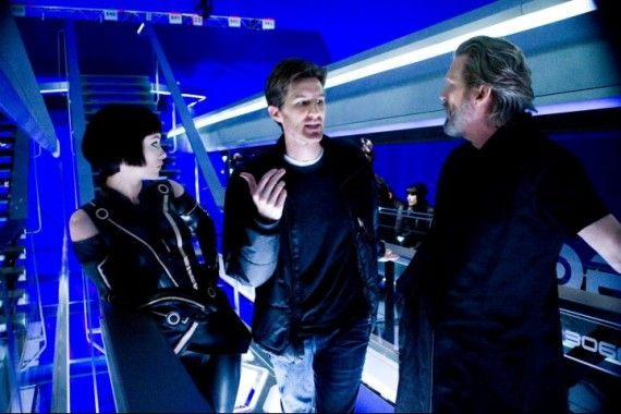 Tron Legacy director Joseph Kosinski Archangels TRON: Legacy Interview With Director Joseph Kosinski