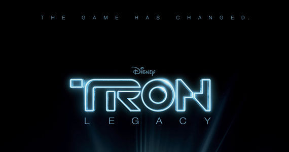 Tron Legacy new poster header Tron Legacy Event at WonderCon Brings the Nostalgia