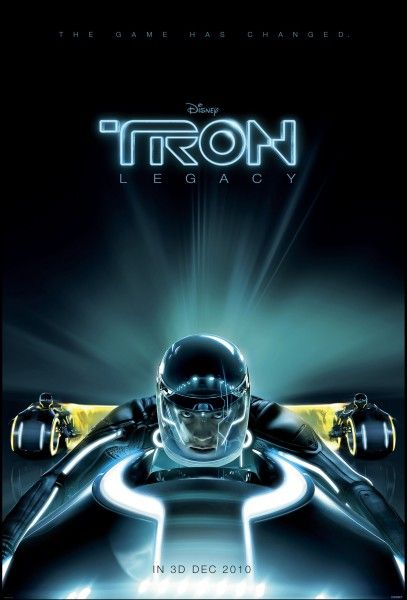 Tron Legacy poster Poster Friday: Clash of the Titans, Iron Man 2 & More!