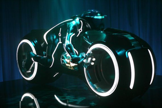 Tron Legacy Light Cycle Steven Lisberger Talks Tron 3 & the Global Tron Phenomena