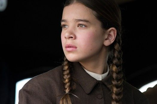 True Grit Hailee Steinfeld Mattie Ross The Top 10 Movie Moments of 2010