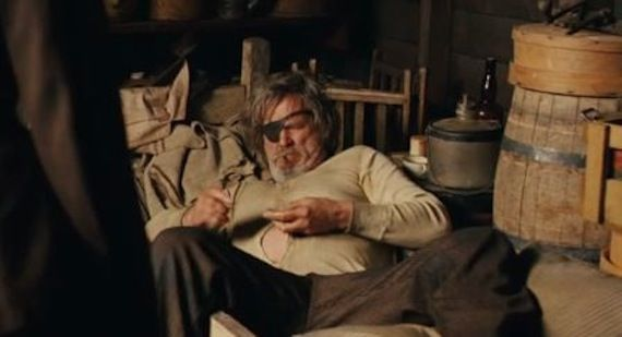 True Grit Jeff Bridges new clip Jeff Bridges Wants to Join Ryan Reynolds in R.I.P.D.