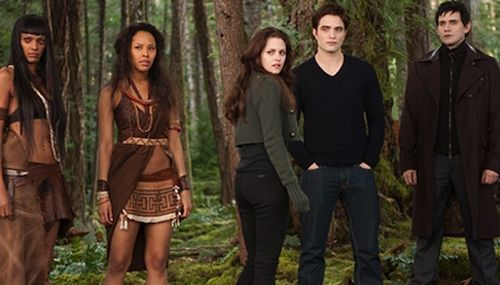 Twilight Breaking Dawn Part 2 Judith Shekoni Tracey Heggins Kristen Stewart Robert Pattinson Christian Camargo The Twilight Saga: Breaking Dawn – Part 2 Review