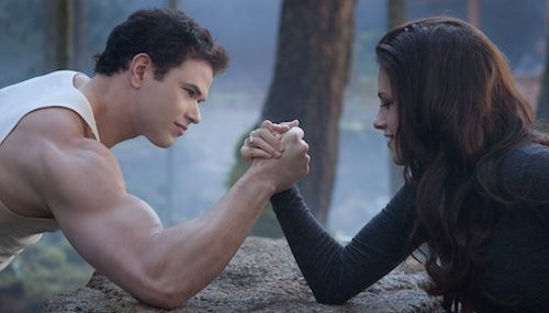 Twilight Breaking Dawn Part 2 Kellan Lutz Kristen Stewart The Twilight Saga: Breaking Dawn – Part 2 Review
