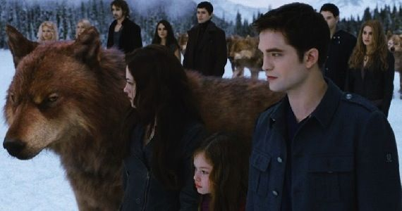 Twilight Breaking Dawn Part 2 Taylor Lautner Kristen Stewart Robert Pattinson The Twilight Saga: Breaking Dawn – Part 2 Review